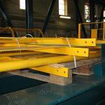 Charpentes métalliques : Expédition châssis skid
