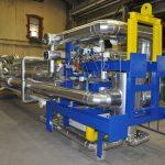 Tuyauterie et instrumentation : tuyauterie calorifugée